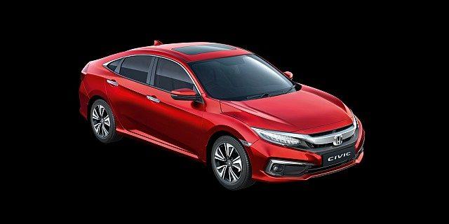 Honda Civic Leads the Executive Sedan Segment