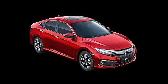 10th generation Honda Civic WEB