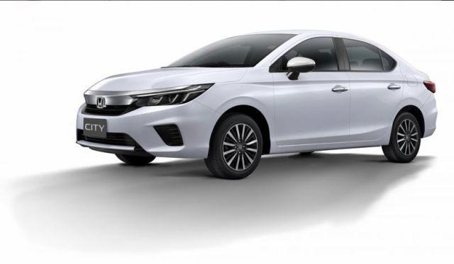 New Honda City Revealed for 2020