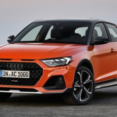 Audi A1 citycarver Turns into a Reality