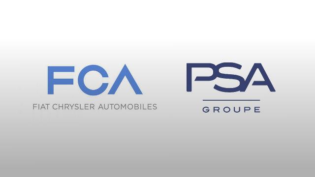 FCA Groupe PSA merger