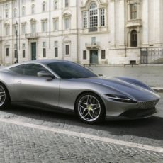 The New Ferrari Roma is La Nuova Dolce Vita