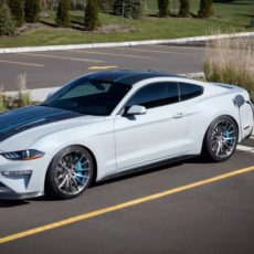 Ford Mustang Lithium – Will Electric Save the Manual?