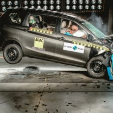 GNCAP Results for Latest Crash Tests Out