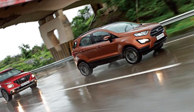 Hyundai Venue v Rivals