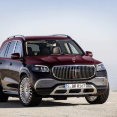All-new Mercedes Maybach GLS 600 4MATIC Revealed