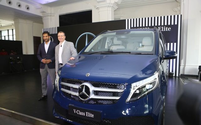 Mercedes V-Class Elite Launched With New BS-VI Diesel Engine