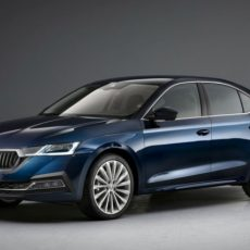 Czech Mate: New Skoda Octavia Revealed