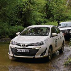 Toyota 5C Drive: Continental Cruise