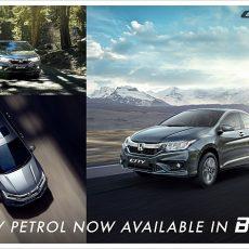 Honda City i-VTEC BS VI Launched