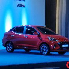 Hyundai Aura Bookings Open