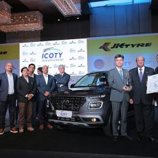 Hyundai Venue Bags Indian Car of the Year 2020 (ICOTY)