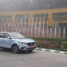 MG ZS EV Bookings Open