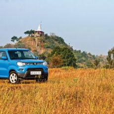 Road Test Review-Maruti Suzuki S-presso-A-cute Angle