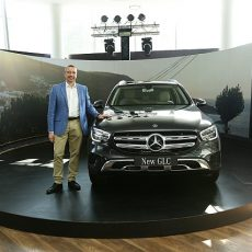 Mercedes-Benz GLC-Class Launched