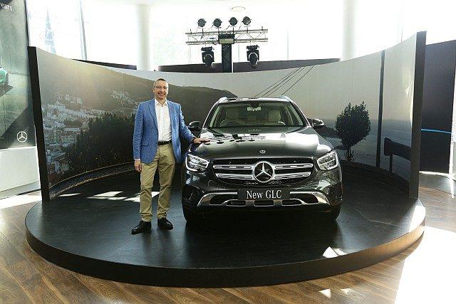 Mercedes-Benz GLC-Class LAUNCH WEB