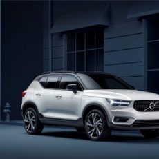 Volvo XC40 T4 Petrol R-Design Now Available
