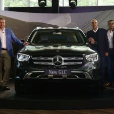 New BS VI-compliant Mercedes-Benz GLC Launched