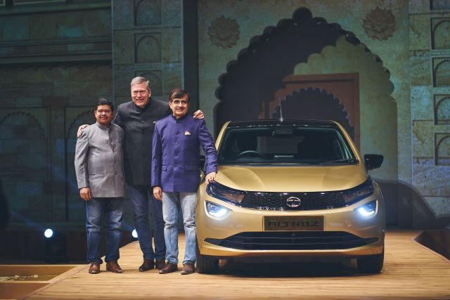 Tata Motors Tie up with Google for Tata Altroz Voice BoT