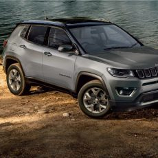 BS VI Jeep Compass Diesel Introduced; 4×4 AT Options Arrive