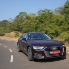 New Audi A6 45 TFSI Road Test Review – Basix