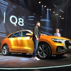 Audi Q8 Flagship SUV Launched In India