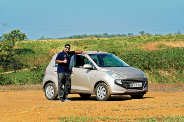 Long-term Hyundai Santro Wrap-up