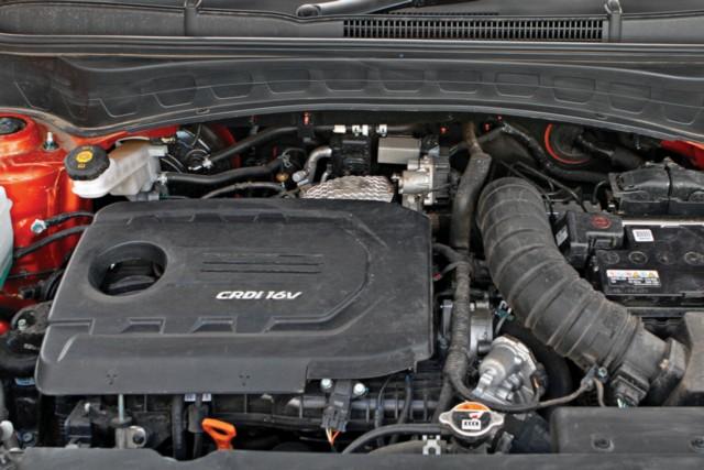 Kia Seltos diesel
