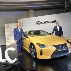 Lexus LC500h Launched in India
