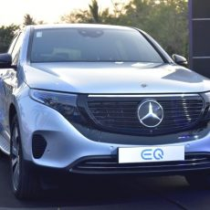 Mercedes-Benz EQC Announced