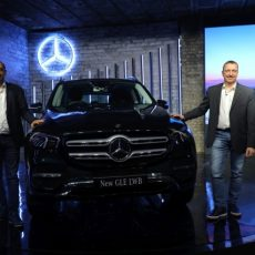 All-new Mercedes GLE LWB Launched in India