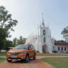 Renault Triber to Gokarna – In the Land of Sand
