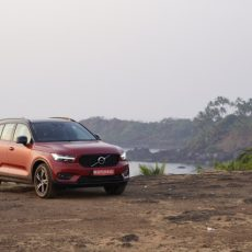 Volvo XC40 T4 R-Design First Drive Review