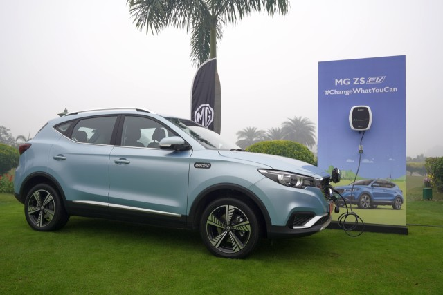 MG ZS EV Electric SUV India Test Review