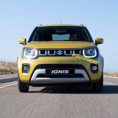 The 2020 Maruti Suzuki Ignis