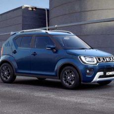 #AutoExpo2020 Maruti Suzuki Reveals New Ignis