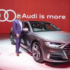 The New Audi A8 L Has Landed In India