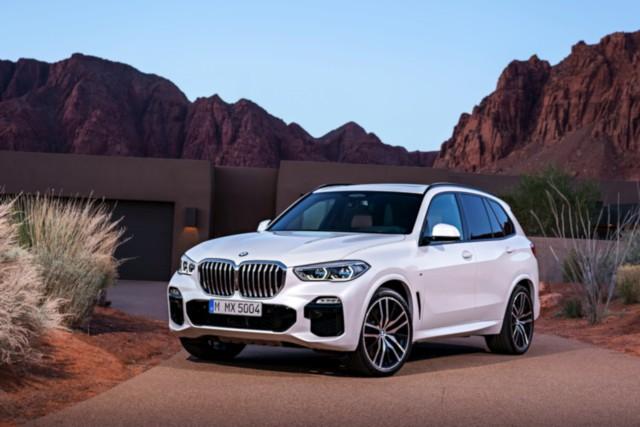 BMW 40d