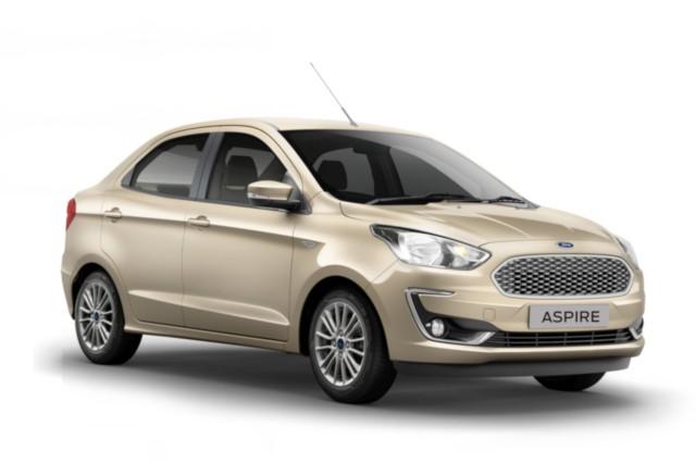 BS VI Ford Figo