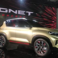 #AutoExpo2020 Kia at Auto Expo – Seltos X-Line and Sonet Concepts