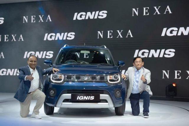Maruti Suzuki Ignis BS VI launched in India
