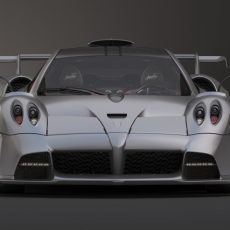 The New Pagani Imola Hypercar Revealed in Full