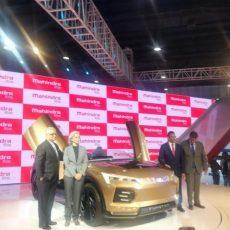 #AutoExpo2020 Mahindra at Auto Expo – Four New Electric Concepts Revealed