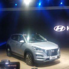 2020 Hyundai Tucson Unveiled At Auto Expo