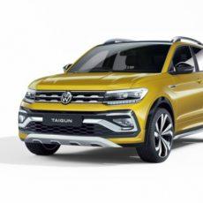 New Volkswagen Taigun Makes World Premiere in India