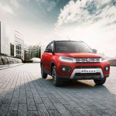 2020 Maruti Suzuki Vitara Brezza Petrol Launched in India