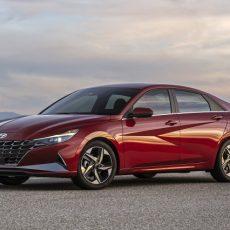 Next-generation 2021 Hyundai Elantra Revealed