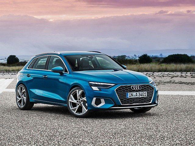 Audi A3 Sportback WEB