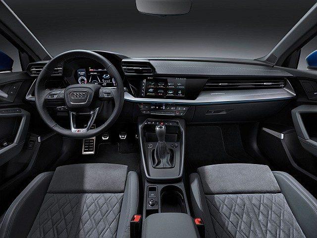 Audi A3 Sportback Interiors
