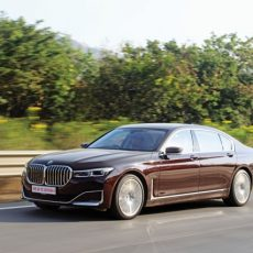 BMW 745Le xDrive Road Test Review – Plugging the Gap